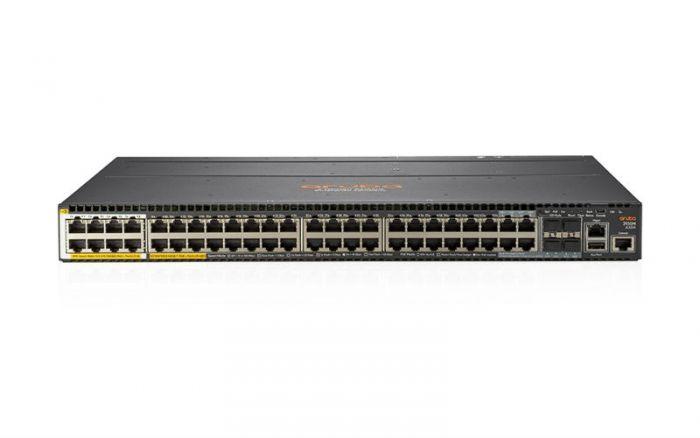 Aruba 2930M 40G 8 HPE Smart Rate PoE+ 1-slot Switch 40 x Gigabit Ethernet  Network, 8 x 10 Gigabit Ethernet Network, 4 x Gigabit Ethernet Expansion