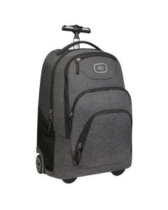 Ogio Phantom Travel/Luggage Case (Roller) for 17 in Notebook - Dark Static 111082.437