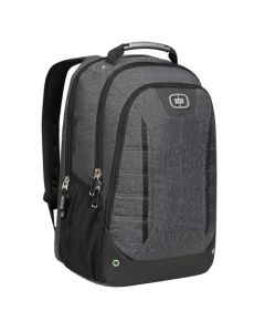 Ogio Circuit Carrying Case (Backpack) for 17 in Notebook - Dark Static, Black 111088.892