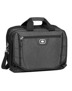 Ogio Circuit Carrying Case for 15 in Notebook - Black, Dark Static 117057.892