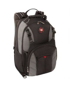 Swissgear SHERPA Carrying Case (Backpack) for 16 in Notebook - Gray 28016050