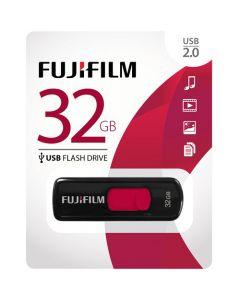 Fujifilm 32GB USB 2.0 Flash Drive 32 GB USB 2.0 Capless