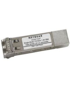 NETGEAR AGM732F SFP Transceiver 1000BASE-LX SFP Single Mode LC GBIC  (AGM732F)