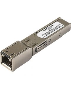 NETGEAR AGM734 SFP Transceiver 1000BASE-T SFP Copper RJ45 GBIC (AGM734-10000S)