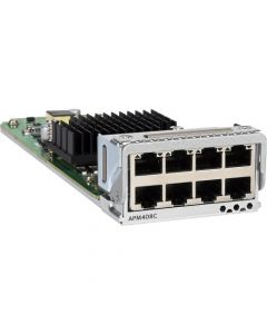 NETGEAR APM408C Port Card 8x10GBASE-T 100M/1G/2.5G/5G/10G Copper RJ45 for M4300 (APM408C-10000S)