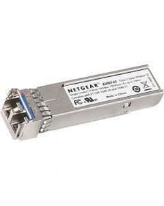 NETGEAR AXM763 ProSAFE SFP+ Transceiver 10GBASE-LRM SFP+ MultiMode LC GBIC (AXM763-10000S)