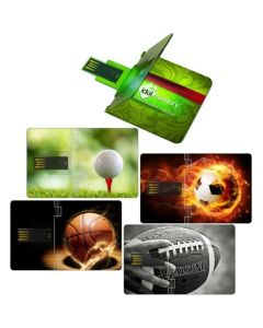 Idol Memory 16GB USB Flash Drive 16 GB USB 12/Pack Sports Theme Assortment SPORTS THEME ASSORTMENT