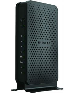Netgear® C3700 8x4 DOCSIS 3.0 Cable Modem N600 Dual Band 2.4/5GHz Wireless-N 802.11n Gigabit Router