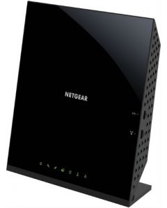Netgear® C6250 16x4 DOCSIS 3.0 680Mbps High Speed Cable Modem AC1600 Dual Band 2.4/5GHz Wireless-AC 802.11ac Gigabit Router
