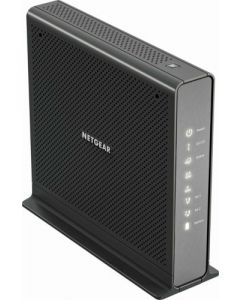 Netgear® C7100V 24x8 DOCSIS 3.0 960Mbps High Speed Cable Modem Nighthawk AC1900 Dual Band 2.4/5GHz Wireless-AC 802.11ac Gigabit Router