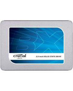"Crucial BX300 120GB 2.5"" SATA III Internal Solid State Disk SSD CT122BX300SSD1"