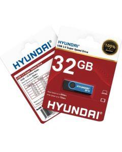Hyundai 32GB USB 3.0 Flash Drive 32 GB USB 3.0 Blue DRIVE BLUE