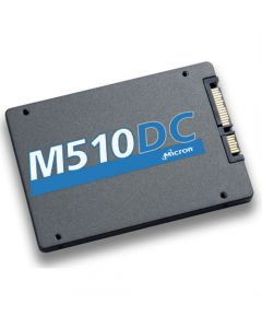 "Micron M510DC 120GB 2.5"" SATA III Internal Solid State Drive Self Encrypted SED SSD MTFDDAK120MBP-1AN16ABYY"