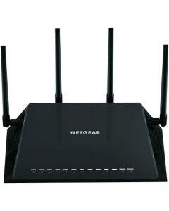 Netgear® R7800 Nighthawk® X4S AC2600 Dual Band 2.4/5GHz Wireless-AC 802.11 a/b/g/n/ac Smart Gigabit Router