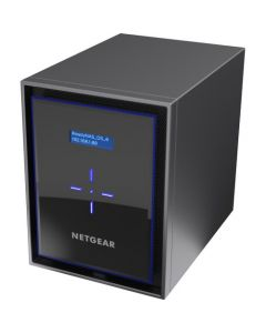 NETGEAR ReadyNAS RN426 6-bay Desktop NAS Diskless (RN42600-100NES)
