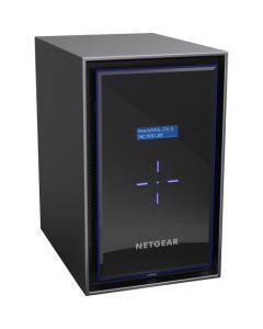 NETGEAR ReadyNAS RN428 8-bay Desktop NAS 8x6TB Enterprise HDD (RN428E6-100NES)