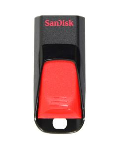 SanDisk 32GB Cruzer Edge USB 2.0 Flash Drive 32 GB USB 2.0 Red Password Protection, Encryption Support RETAIL EU NO RETURNS