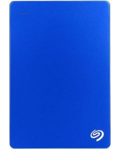 Seagate Backup Plus 5TB USB 3.0 Portable External Hard Drive with Mobile Device Backup STDR5000102 (Blue)