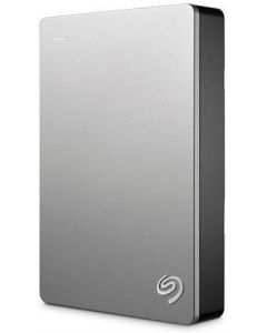 Seagate Backup Plus for Mac 4TB USB 3.0 Portable External Hard Drive STDS4000400 (Silver)