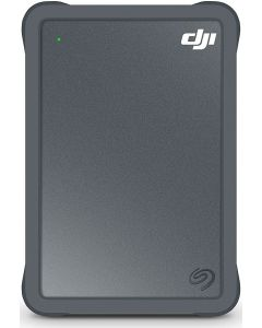 Seagate DJI Fly Drive for Drone Footage 2TB USB 3.1 Portable External Hard Drive with Micro SD Card and USB-C STGH2000400