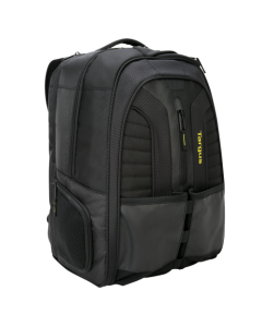 Targus Work + Play TSB943US Carrying Case (Backpack) for 16 in Notebook - Black, Gray TSB943US
