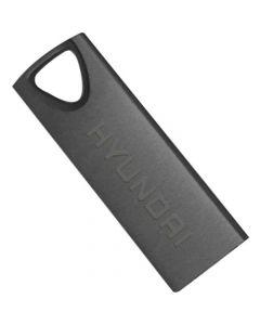 Hyundai 16GB Bravo Deluxe USB 2.0 Flash Drive 16 GB USB 2.0 Black 10Pack BLACK