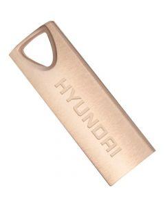 Hyundai 16GB Bravo Deluxe USB 2.0 Flash Drive 16 GB USB 2.0 Rose Gold 10Pack ROSEGOLD
