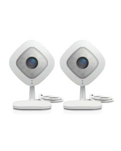 Netgear® VMC3240 Arlo Q™ 1080p HD Security Camera with Audio Smart Home Add-on HD Security Camera 2-pack