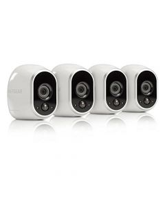 Netgear® VMC3430 Arlo™ Smart Home Add-on HD Security Camera 4-pack