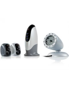 Netgear® VZSX2800 VueZone™ Home Video Monitoring system with 2 Motion Detection Cameras and Night Vision