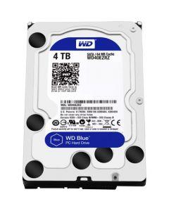 """Western Digital Blue WD40EZRZ 4 TB 3.5"""" Internal Hard Disk Drive (HDD) SATA III 6.0Gb/s 5400 RPM 64 MB"""
