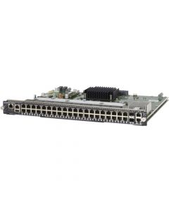 NETGEAR XCM8944 ProSAFE Chassis Switch 40x1000BASE-T RJ45 2x10GBASE-T RJ45 2x10GBASE-X SFP+ Input Output I/O Blade M6100 (XCM8944-10000S)