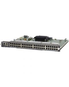 NETGEAR XCM8948 ProSAFE Chassis Switch 48x1000BASE-T RJ45 Input Output I/O Blade M6100 (XCM8948-10000S)